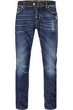 7 for all mankind Jeans Ronnie blau Tophit, Blogpost 5733