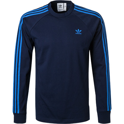 ADIDAS ORIGINALS 3-Stripe Longsleeve navy EK0256