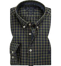 online retailer a580c 80740 Grüne Hemden für Herren online kaufen   herrenausstatter.de