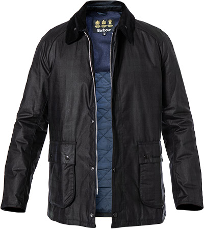 Barbour Jacke Naburn black watch MWX1548NY71