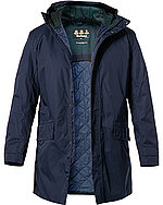Ideal: Barbour Pershore Jackett navy