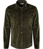 Barbour Overshirt Cord olive Mos0069ol51