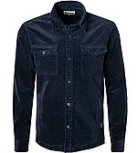 Barbour Overshirt Cord navy Tophit Idee 6893