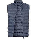 Barbour Bretby Gilet moody blue Beitrag 4157