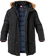 Tommy Hilfiger Parka Mw0mw12362/bas Offer 8389