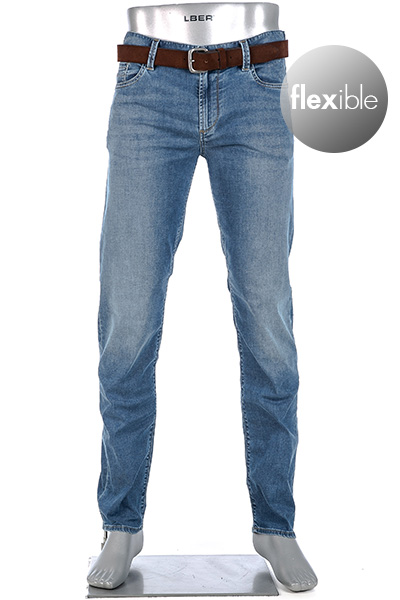 Alberto Regular Slim Fit Pipe DS 64571978/860