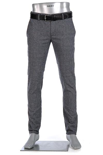 alberto -  Slim Fit Rob Yarn Dyed Check 62871224/085