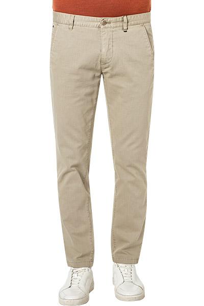 Artikel klicken und genauer betrachten! - Hose im Tapered Fit aus Baumwolle von Marc O'Polo Diese Chino im klassischen Design ist definitv ein zeitloser Begleiter. Der leichte Stretch-Anteil macht die Hose besonders komfortabel. Mit weißen Sneakern und einem weißen Hemd kreieren Sie einen authentischen Casual-Look.   im Online Shop kaufen