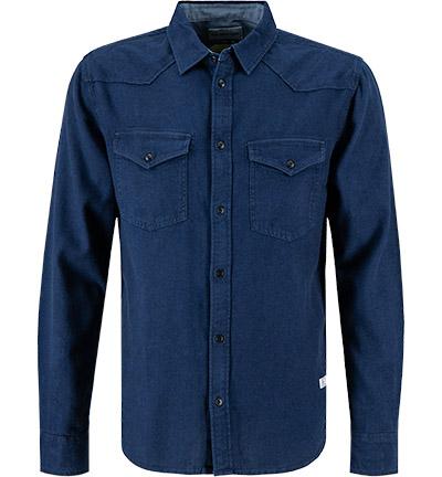 Artikel klicken und genauer betrachten! - Hemd aus Baumwolle von Pepe Jeans LONDON Das perfekte Hemd um kernige Denim-Outfits zu komplettieren. Mit cleanem Design und authentischer Farbgebung wird dieses Modell Sie restlos begeistern. Ein absolutes Must-Have.   im Online Shop kaufen