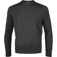 John Smedley RH-Pullover Marcus charcoal