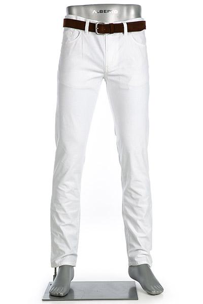 alberto -  Regular Fit Pipe Linen 66771331/100