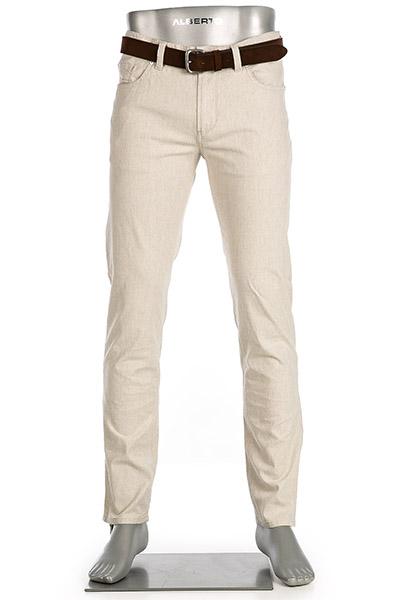 alberto -  Regular Fit Pipe Linen 66771331/135