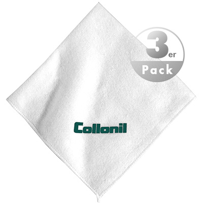 Collonil Poliertuch 3er Pack 710/0000/0000