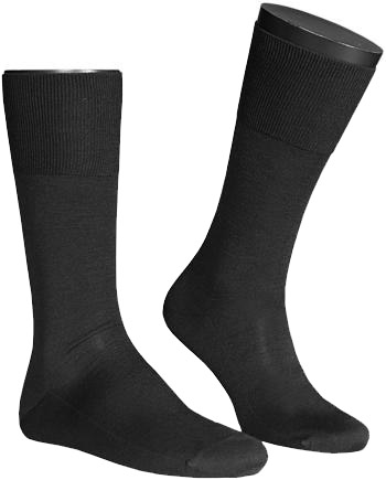 Falke Luxury Seidensocken No.4 3er Pack 14661/3000