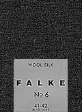 Falke Luxury Kniestrumpf 3er Pack No.6 15451/3080