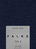 Falke Luxury Kniestrumpf 3er Pack No.6 15451/6370