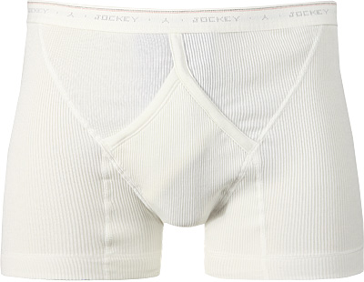 Jockey Midway® Brief weiss 10400212/01