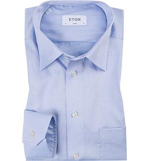 ETON Classic Fit blue