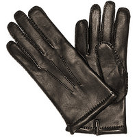 Handschuhe aus Lammnappa-Leder braun