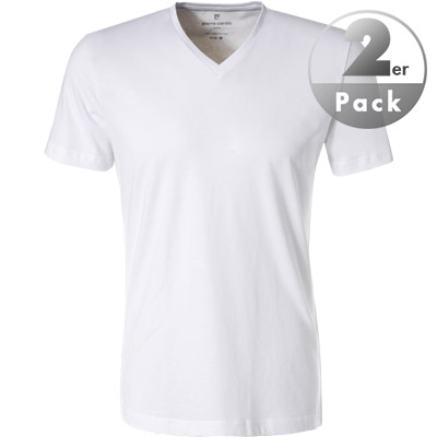 Pierre Cardin V-Shirt 2er Pack 7000/000/51201/1000