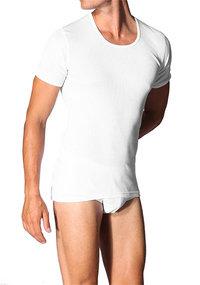 Schiesser Doppelripp Shirt 1/2 Arm
