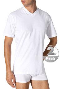 Schiesser American V-Shirt 2er Pack
