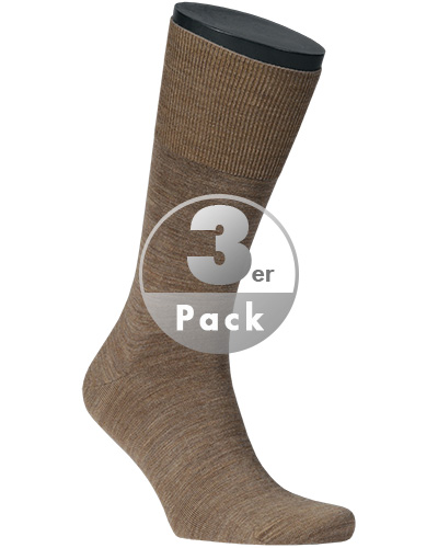 bugatti Daily Business Socken 3er Pack 6710/790