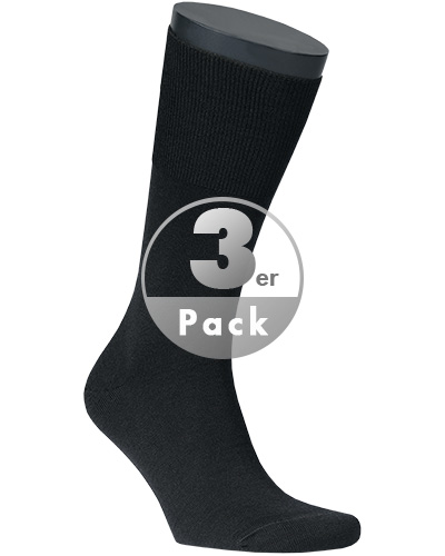 bugatti Daily Business Socken 3er Pack 6710/610