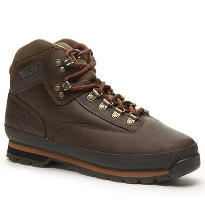 Timberland Euro Hiker brown smooth 95100