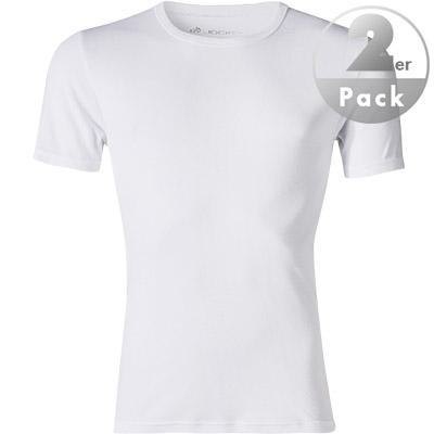 Jockey T-Shirt 2Pack weiss 18501822/01
