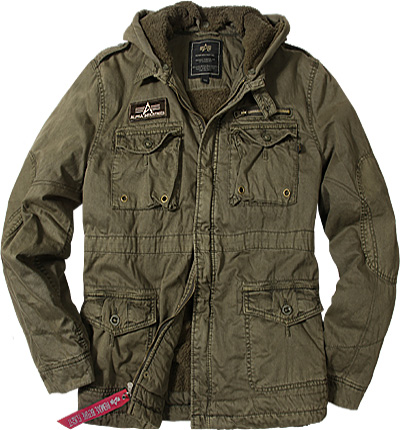 ALPHA INDUSTRIES Jacke Rod 173131/11