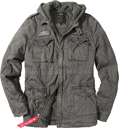 ALPHA INDUSTRIES Jacke Rod 173131/136