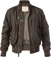 ALPHA INDUSTRIES Jacke Prop rep.