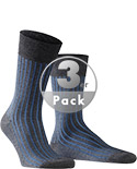 Falke Socken Shadow 3er Pack 14648/3191