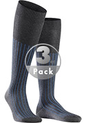 Falke Shadow Kniestrumpf 3er Pack 15648/3191