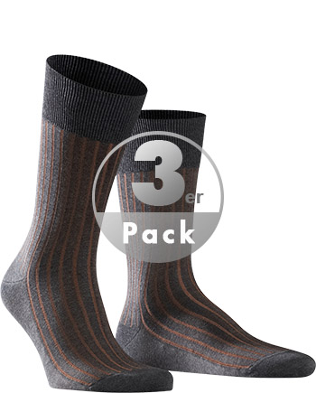 Falke Socken Shadow 3er Pack 14648/3210