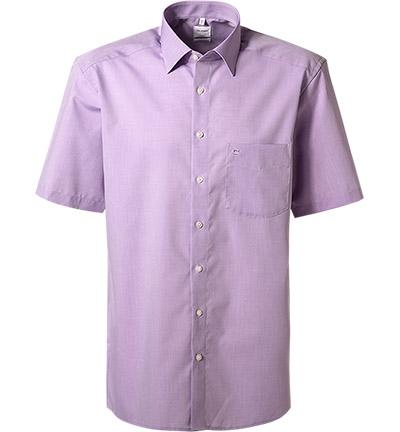 Artikel klicken und genauer betrachten! - Hemd aus Baumwolle von OLYMP Das Hemd verleiht Ihnen professionelle Strahlkraft. Mit klassischen Akzenten wie einer glatten Knopfleiste präsentiert sich das Modell zeitlos elegant. | im Online Shop kaufen
