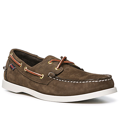 SEBAGO Docksides dark brown B72758