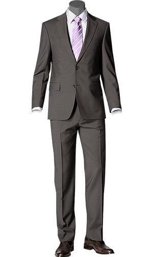 Pierre Cardin Anzug braun