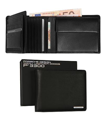 PORSCHE DESIGN Billfold H12 4090000215/900