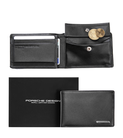 PORSCHE DESIGN Billfold H4 4090000238/900