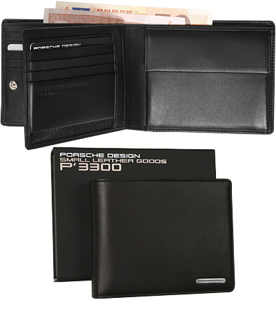 PORSCHE DESIGN Billfold H10 4090000220/900