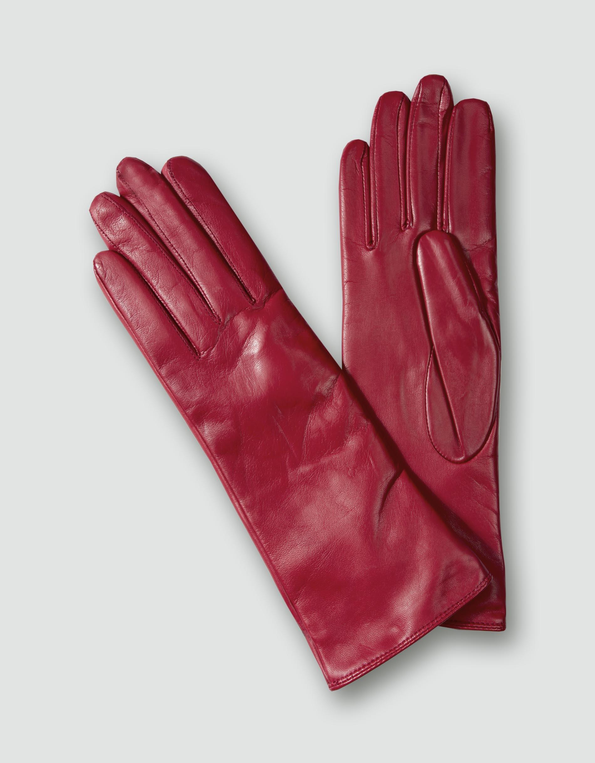 roeckl damen handschuhe lederhandschuh schafnappa rot empfohlen von deinen schwestern. Black Bedroom Furniture Sets. Home Design Ideas