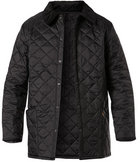 Barbour Jacke Liddesdale Black
