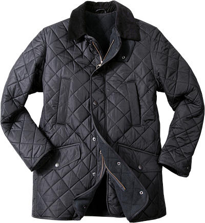 Barbour Jacke Bardon navy MQU0068NY71