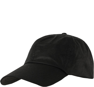 Barbour Wax Sport Cap Black MHA0005BK91