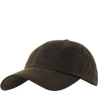 Barbour Wax Sport Cap Olive