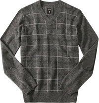 CINQUE V-Pullover Lars anthrazit