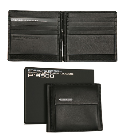 PORSCHE DESIGN BillFold C6 4090000213/900