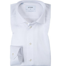 ETON Slim Fit EL weiß